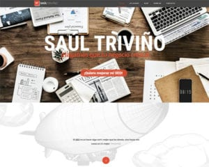 proyecto consultor seo saul trivino - kewomedia