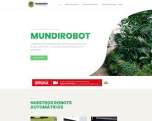 proyecto mundirobot cortacesped - kewomedia