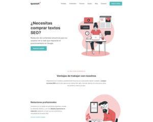 proyecto quooot agencia redaccion - kewomedia