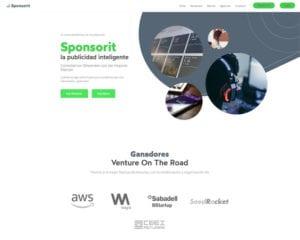 proyecto sponsorit publicidad inteligente - kewomedia